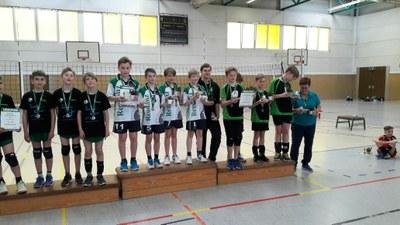 Sachsenmeister U12 männlich